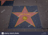 Los-angeles-california-usa-june-15-2018-outdoor-view-of-luis-miguel-star-on-the-hollywood-walk-of-fame-ade-up-of-brass-stars-embedded-in-the-sidewalks-on-hollywood-blvd-PF8YDD