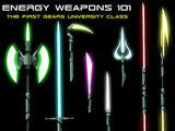 Ki Armor and Weaponry