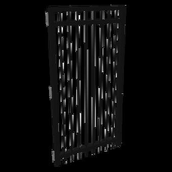 Military Gate W Fences Roblox Fence Gates Welcome To Bloxburg Wikia Fandom