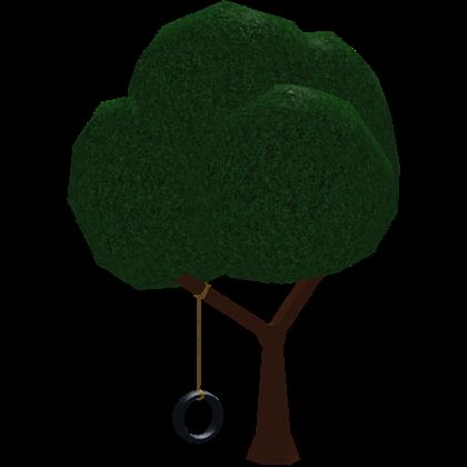 Large Organic Tree With Swing Welcome To Bloxburg Wiki Fandom