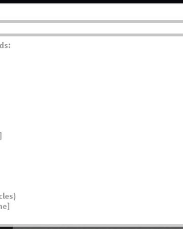 Roblox Studio Commands List Admin Console Welcome To Bloxburg Wikia Fandom