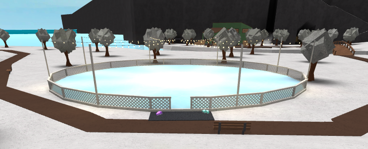 Christmas Update For Bloxburg 2020 0.7.1 Ice Skating Rink | Welcome to Bloxburg Wikia | Fandom