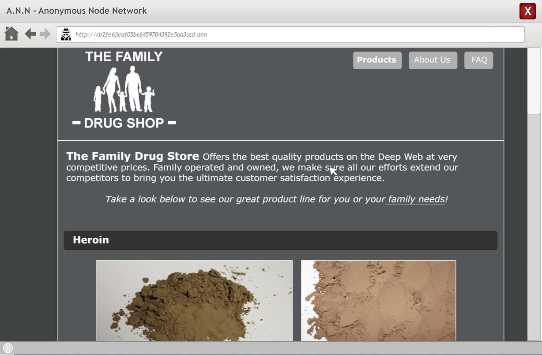 Family Drug Shop