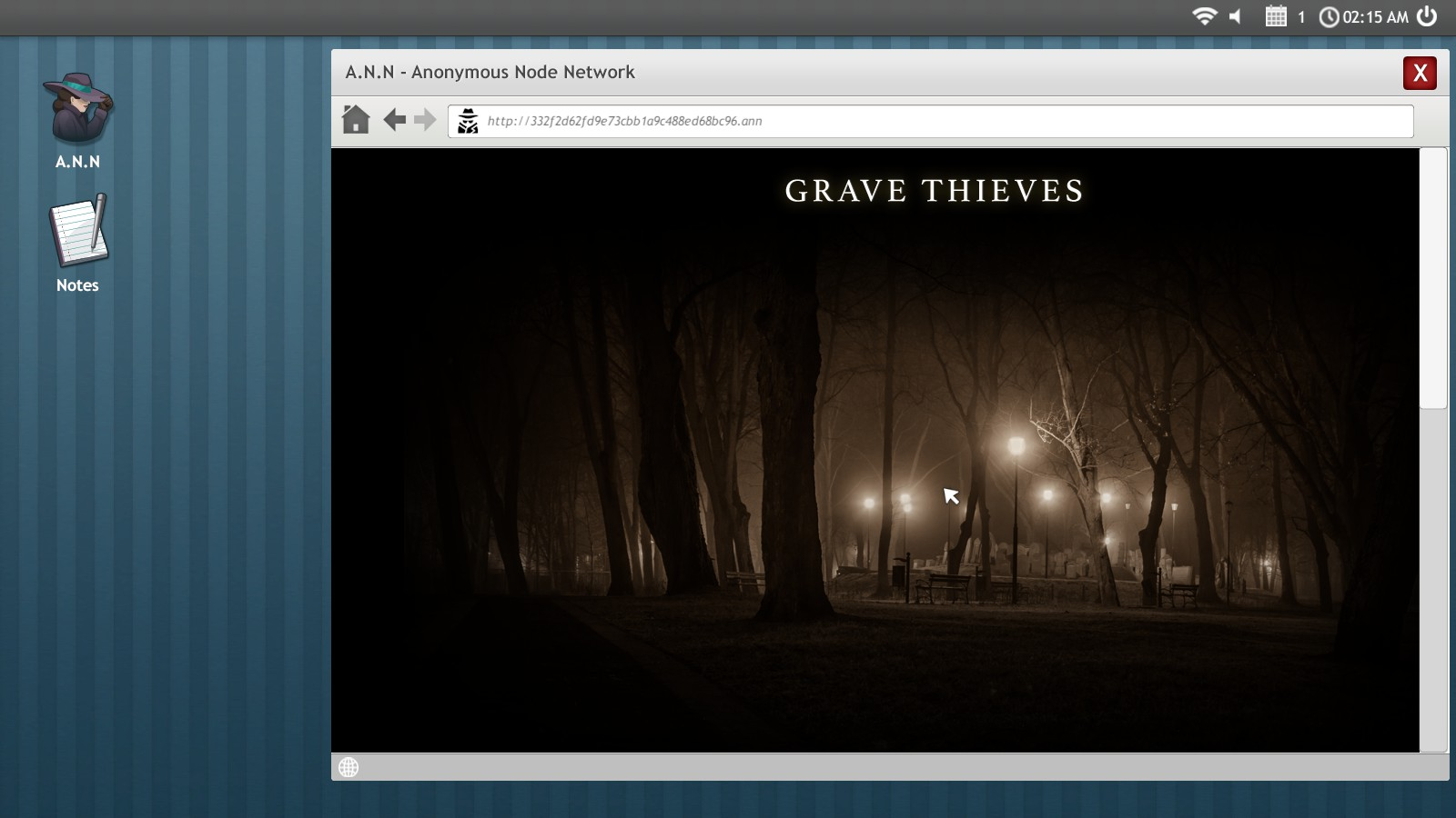 Grave Thieves
