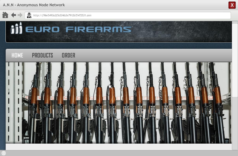 Euro Firearms