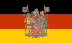 Flagge der Grafschaft Westfalen