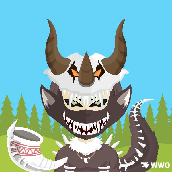 Werewolf Berserk Outfit