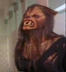 Werewolf Christina