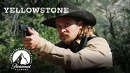 Cattle Thief Shootout Yellowstone Paramount Network