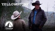 John Dutton On Why Ranching Is 'One Hell of a Life' Yellowstone Paramount Network