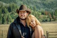 Yellowstone - The Beating - Promo Still 4