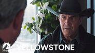 John Dutton Confronts Dan Jenkins Yellowstone Paramount Network