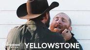 Fred & The Train Station Yellowstone Season 1 Paramount Network