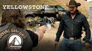 Ranch Hands & Bikers' Brawl Yellowstone Paramount Network