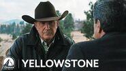 John Dutton, Thomas Rainwater & Dan Jenkins Face a New Enemy Yellowstone Paramount Network