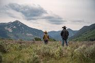 Yellowstone - Stills - Characters - Tate Dutton - John Dutton
