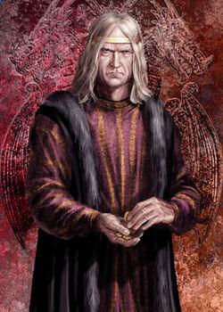 Viserys II Targaryen - Amok.jpg