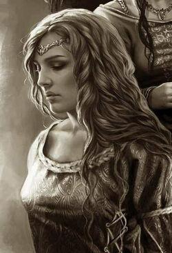 Rhaena Targaryen - Magali Villeneuve.jpg