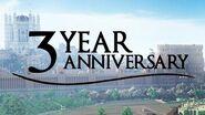 3 Year Anniversary at WesterosCraft