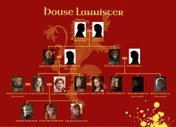 Got house lannister family tree by setsunapluto-d71f0r7
