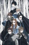 Rodzina Starków, wersja animowana