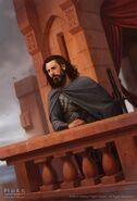 Ned Stark w Królewskiej Przystani
