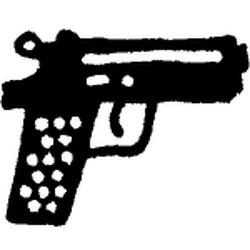 New-fangled pistol