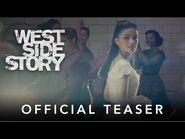 "Steven Spielberg's ""West Side Story"" - Official Teaser - 20th Century Studios"