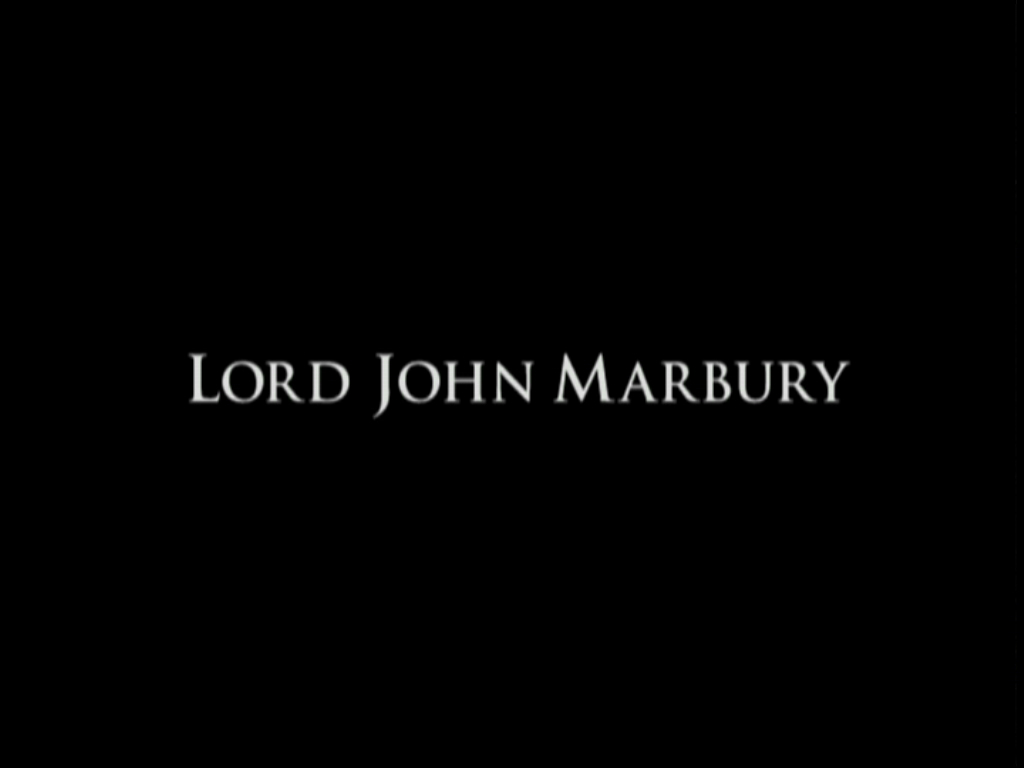 Lord John Marbury
