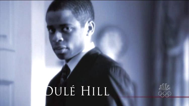 Dulé Hill
