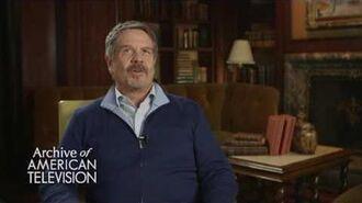 "John Wells discusses Aaron Sorkin leaving ""The West Wing"" - EMMYTVLEGENDS"