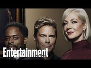 Behind The Scenes Of EW's 'West Wing' Cover Shoot - Entertainment Weekly