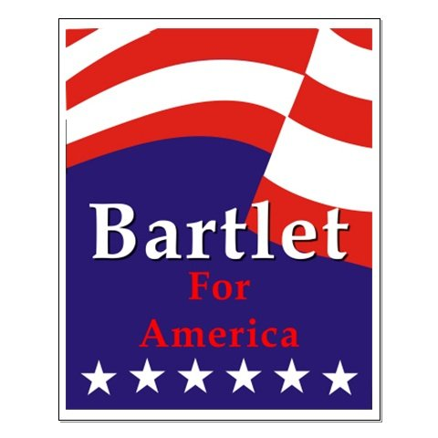 Bartlet for America (2002)