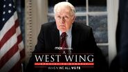 A West Wing Special to Benefit When We All Vote banner
