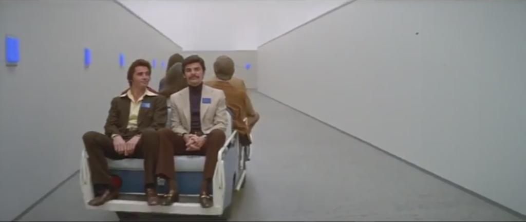 Visitor tram (1973)