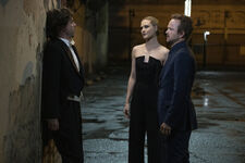 The Mother of Exiles — John Gallagher Jr., Evan Rachel Wood, Aaron Paul