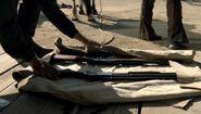 Winchester 1873 rifle and 1897 shotgun S1E01
