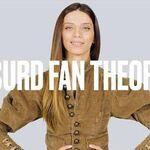 Angela Sarafyan Reads Absurd Westworld Fan Theories ELLE
