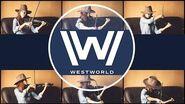 Westworld HBO - Opening Theme (Anastasia Soina violin)