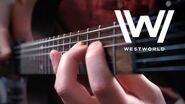 Westworld Theme on Guitar