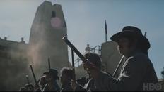 Fort forlorn hope confederado wall defenders