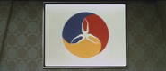 Westworld 1973 resort logo