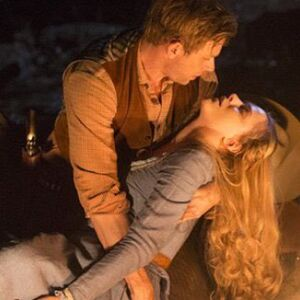Dolores and William campfire.jpg