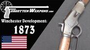 Winchester Lever Action Development Model 1873