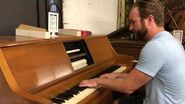 Cover of the Intro Song to Westworld on Player Piano