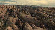 The Stray landscape