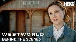 BTS Chaos in the Mesa Westworld Season 2