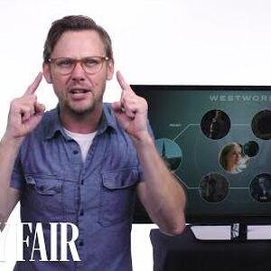 Jimmi Simpson Recaps Westworld Season 1 in 6 Minutes Vanity Fair-1
