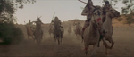 Ghost nation cavalry charge trees