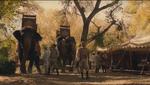 The raj elephant howdah 01